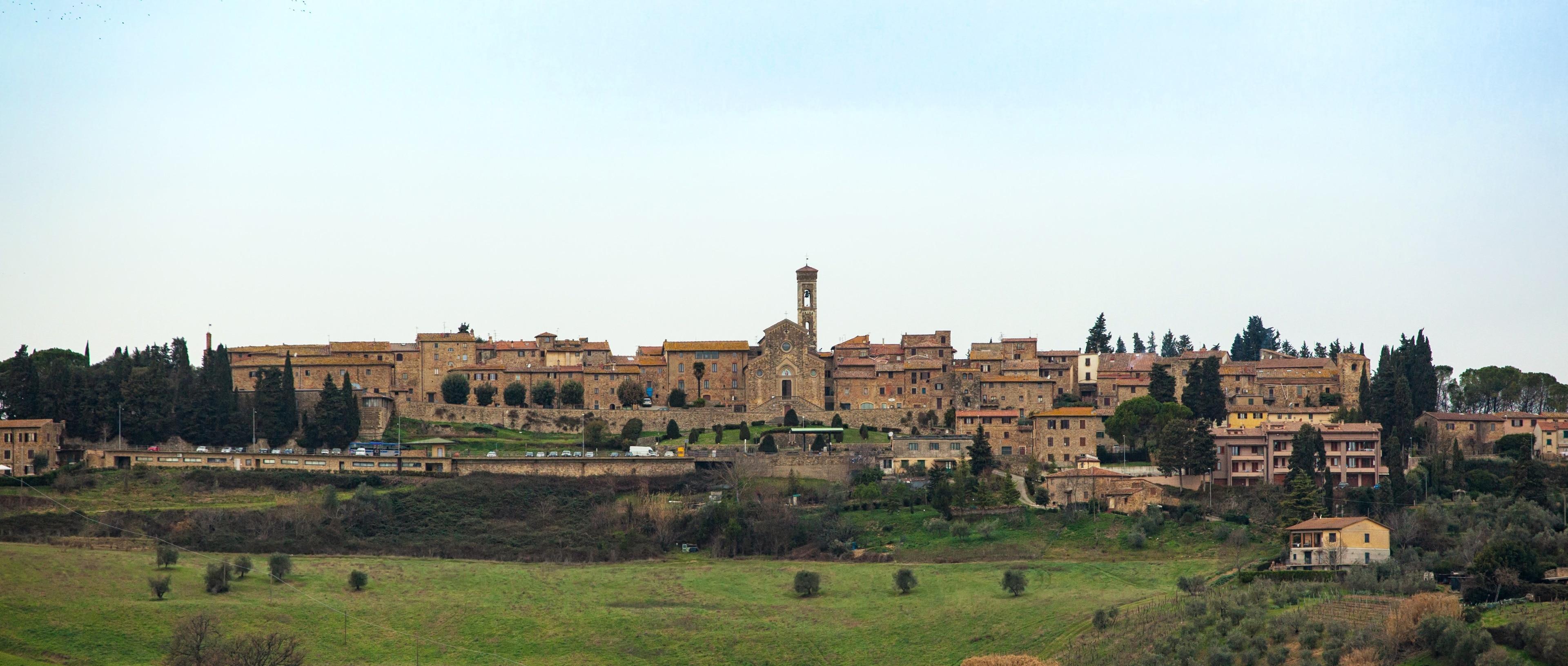 Barberino Tavarnelle, Toskana, Italien