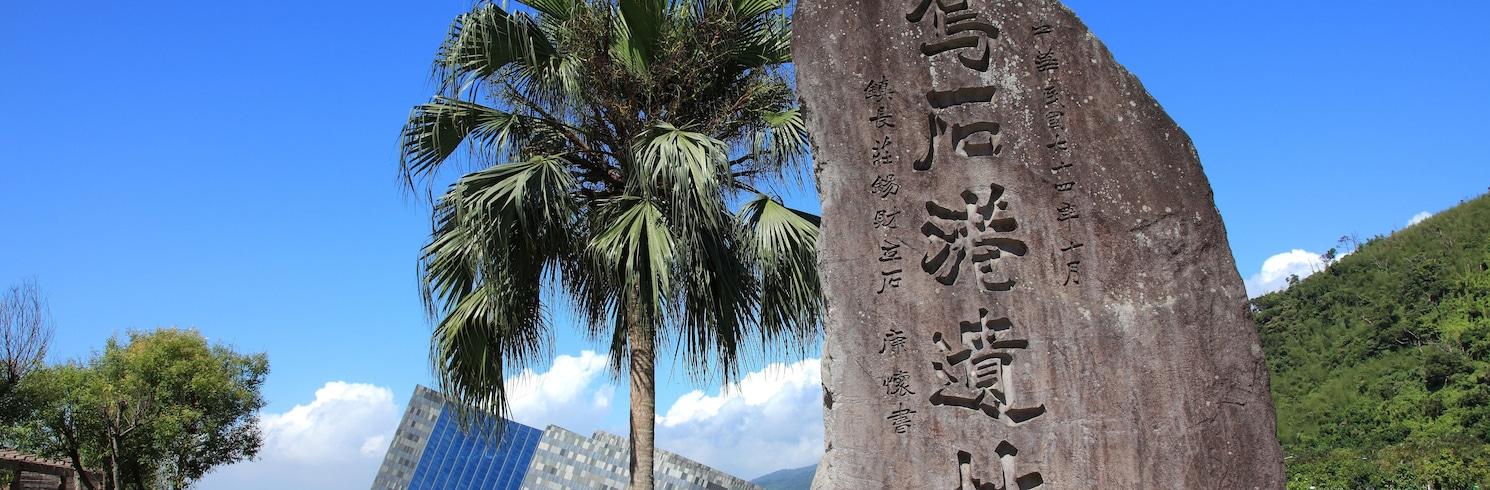 Toucheng, Taiwan