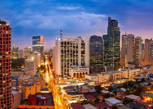 Tangenziale Metro Luzon Urban Beltway, Filippine