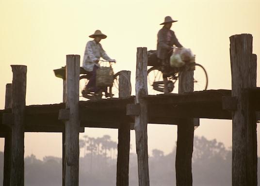 أمارابورا, ميانمار