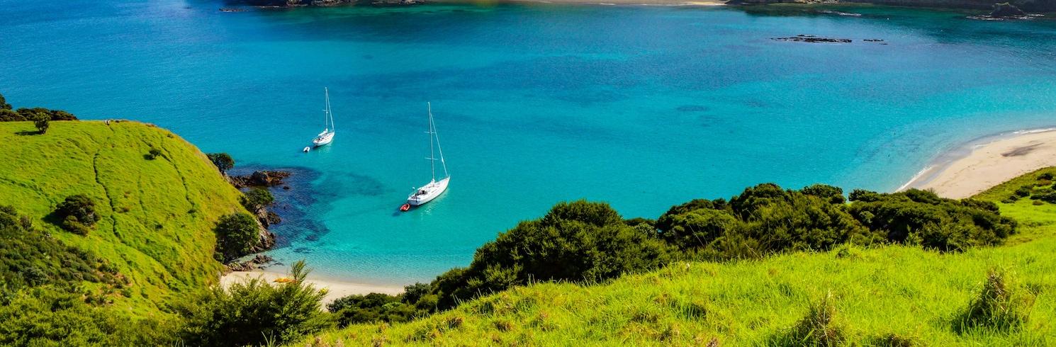 Paihia, Nueva Zelanda