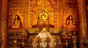 Temple Wat Phra Sing