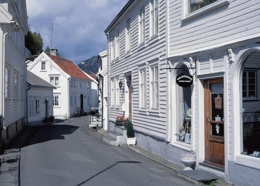 Flekkefjord, Norge