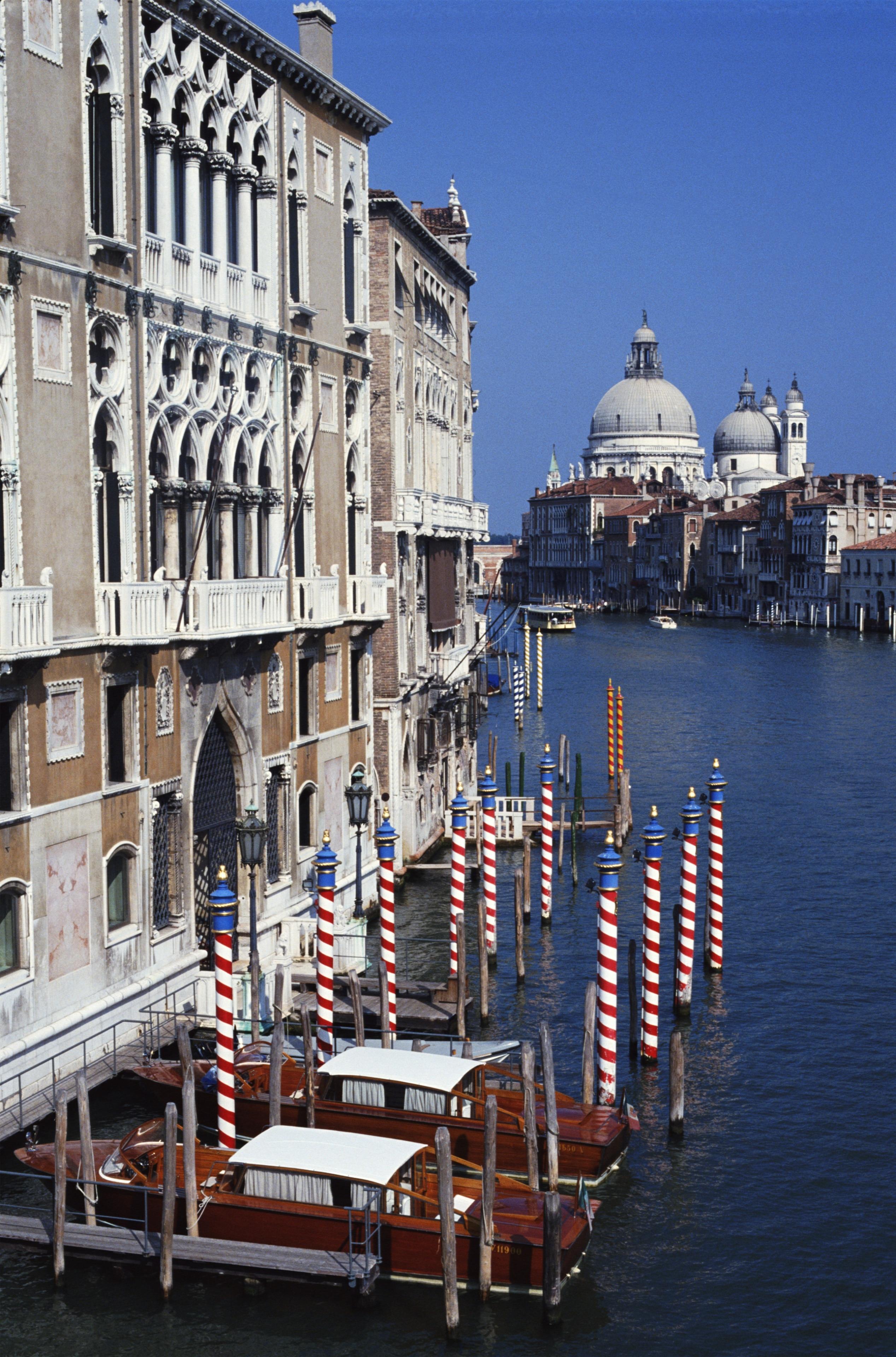 Venice Canals, Venice, California, United States of America