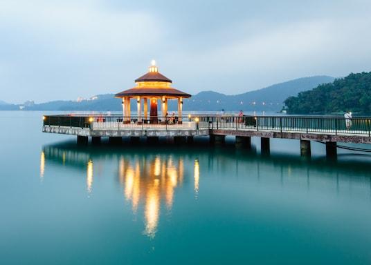 魚池, 台灣
