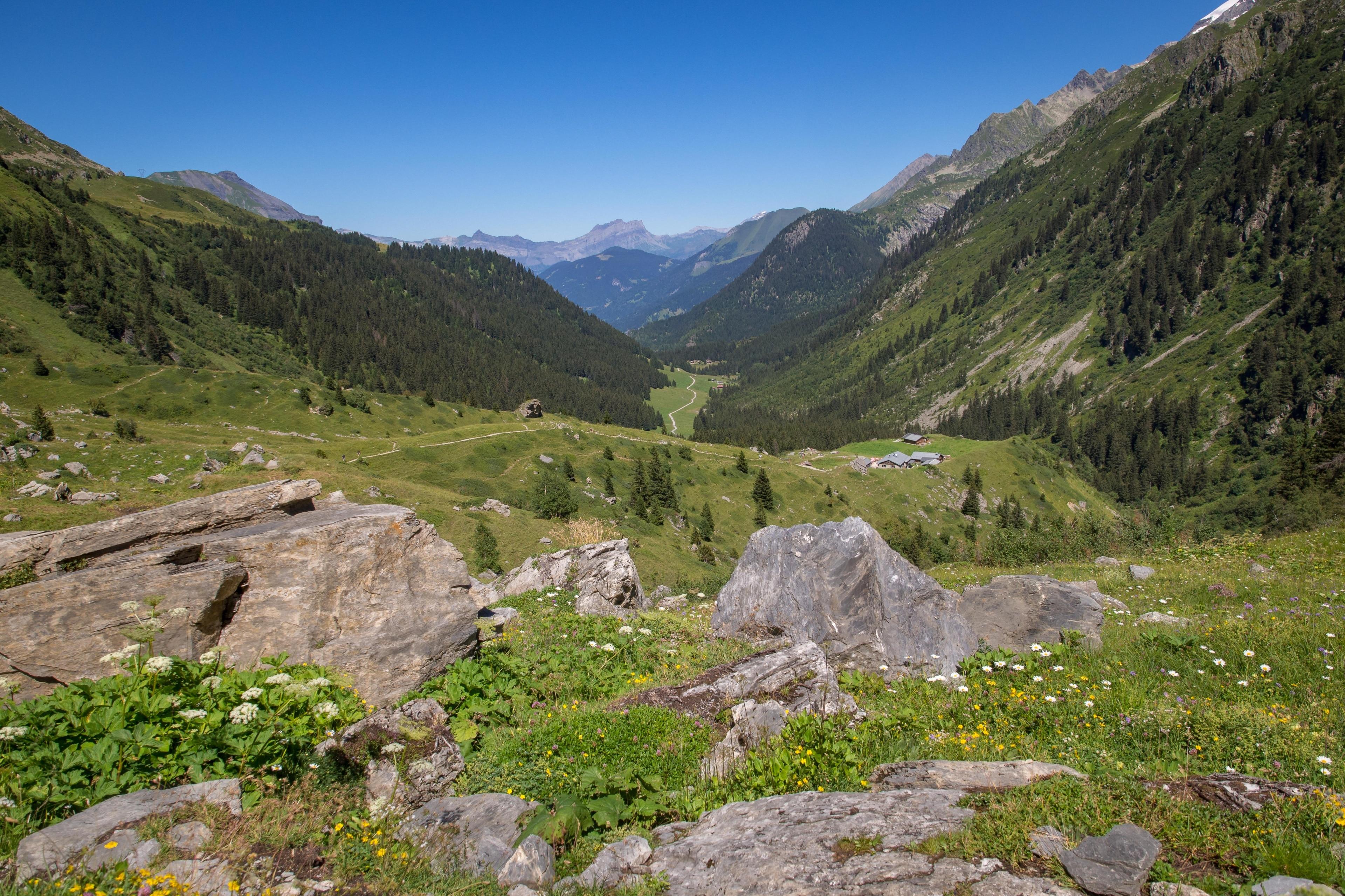 Les Contamines-Montjoie, Haute-Savoie, France