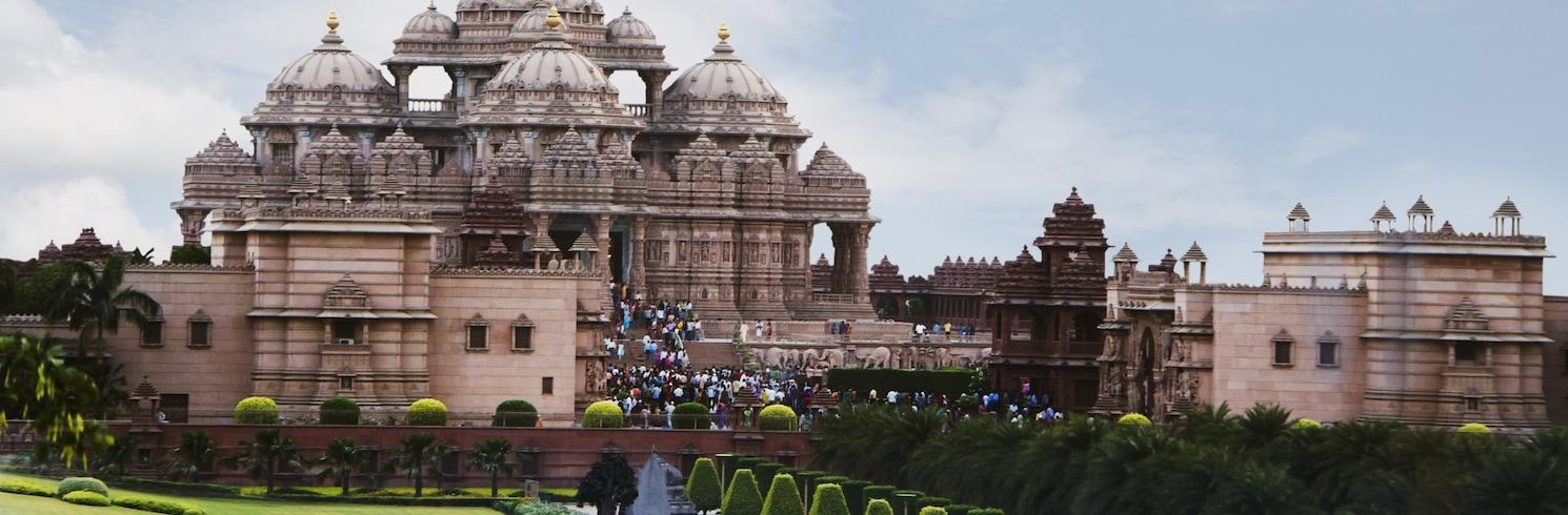 新德里, 印度