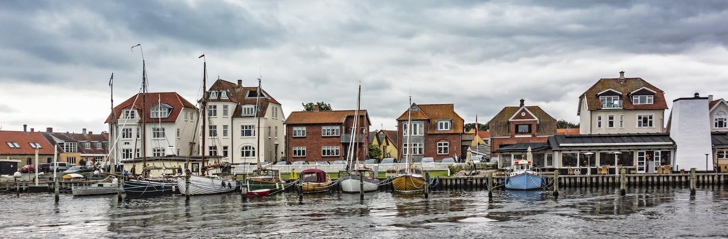 凱特明訥, 丹麥