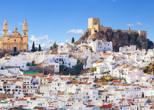Olvera, Spanje