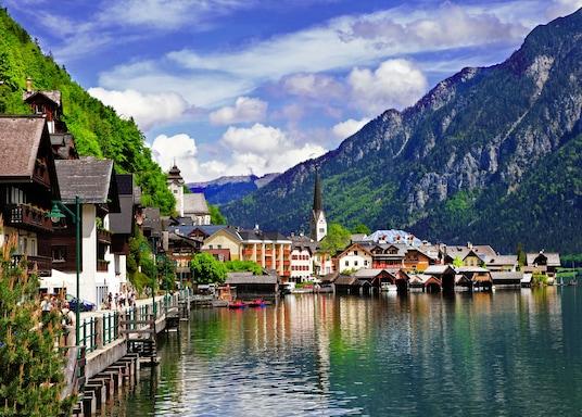 哈修塔特, 奥地利