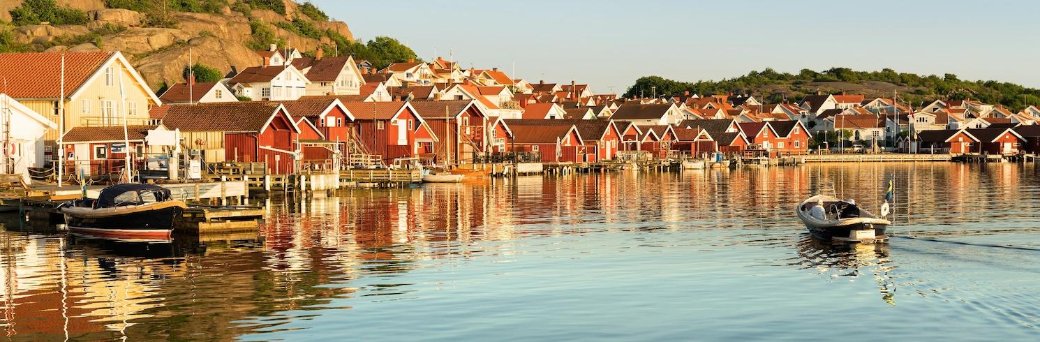 Hunnebostrand, Schweden