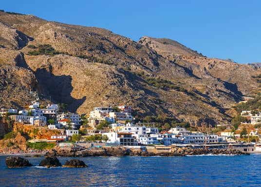 Agia Roumeli, Grecja