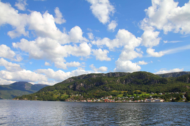 Hjelmeland, Rogaland, Norway
