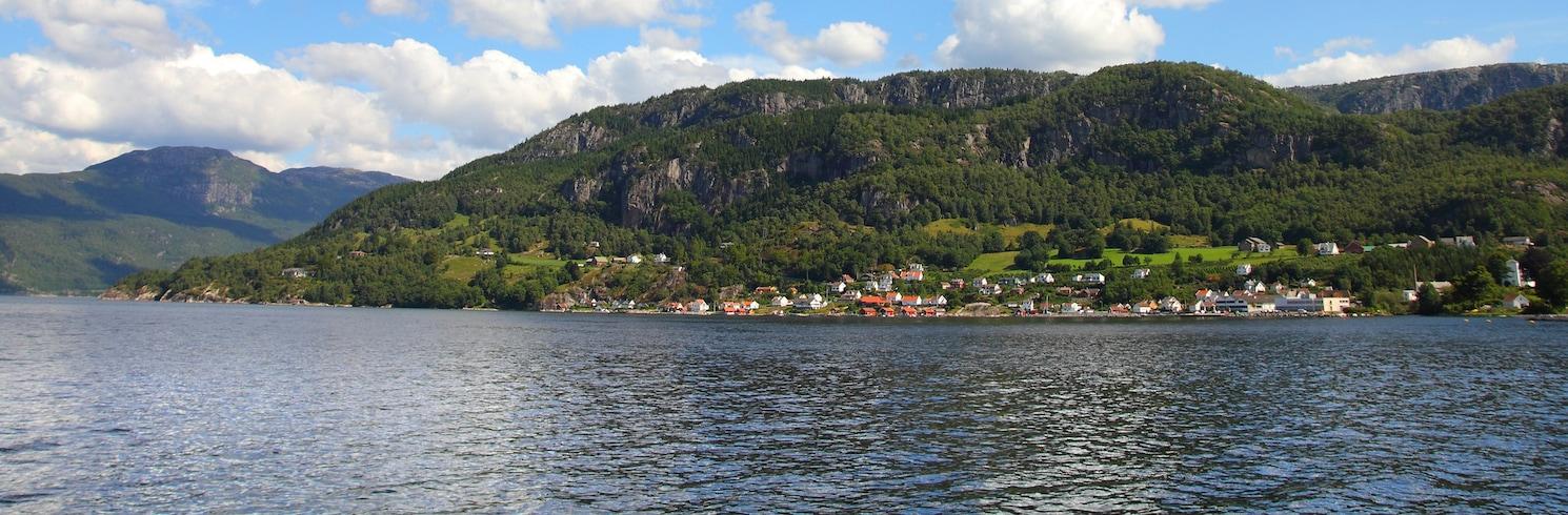 Hjelmeland, Norway