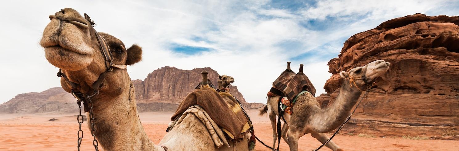 Wadi Rum, Jordanija