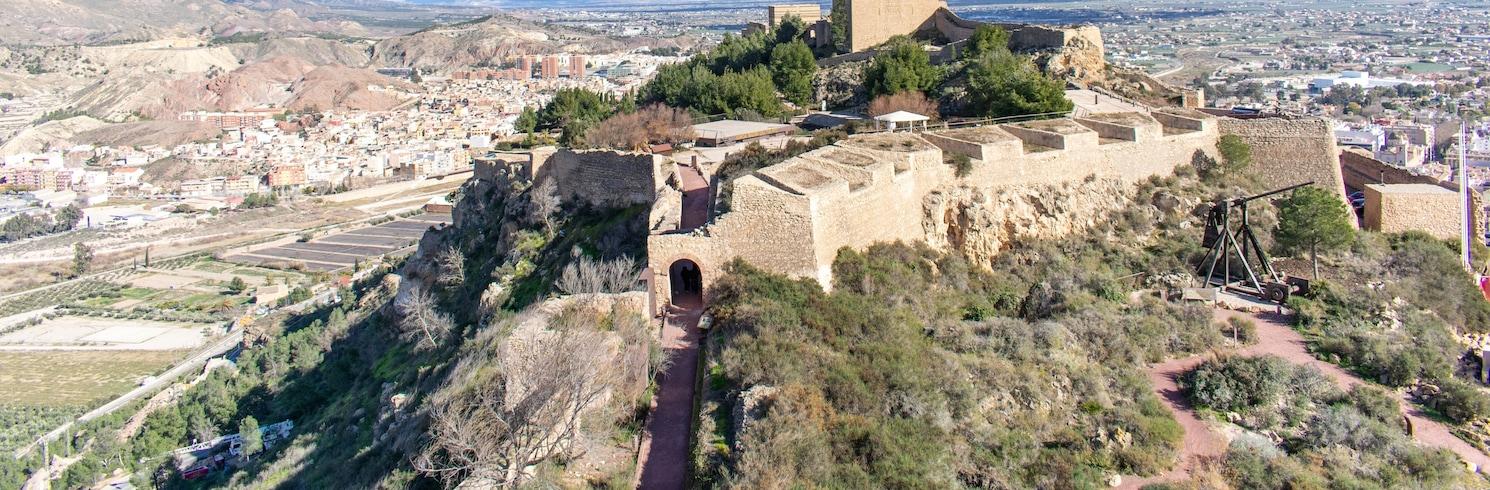Lorca, İspanya