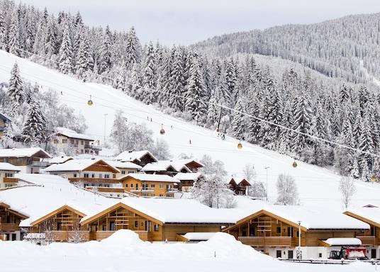 Flachau, Áo