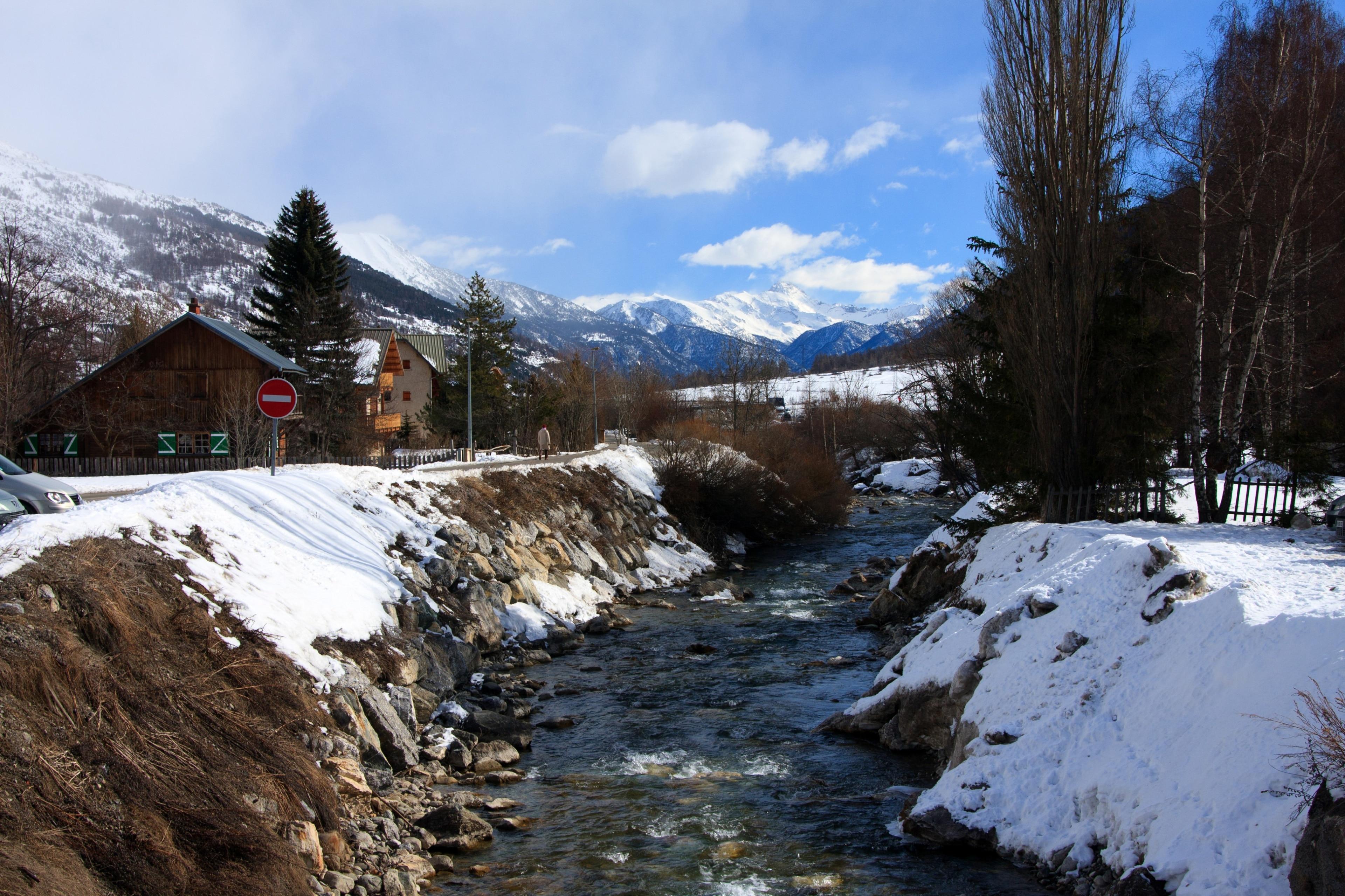 Monetier-les-Bains, Hautes-Alpes, France