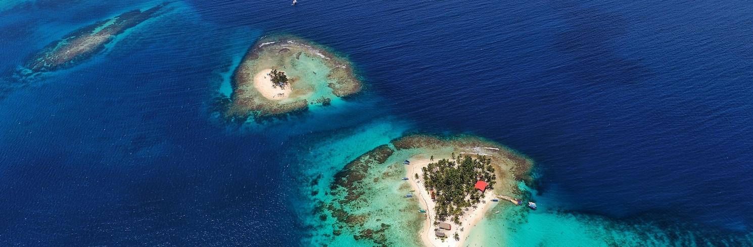 Ostrovy San Blas, Panama