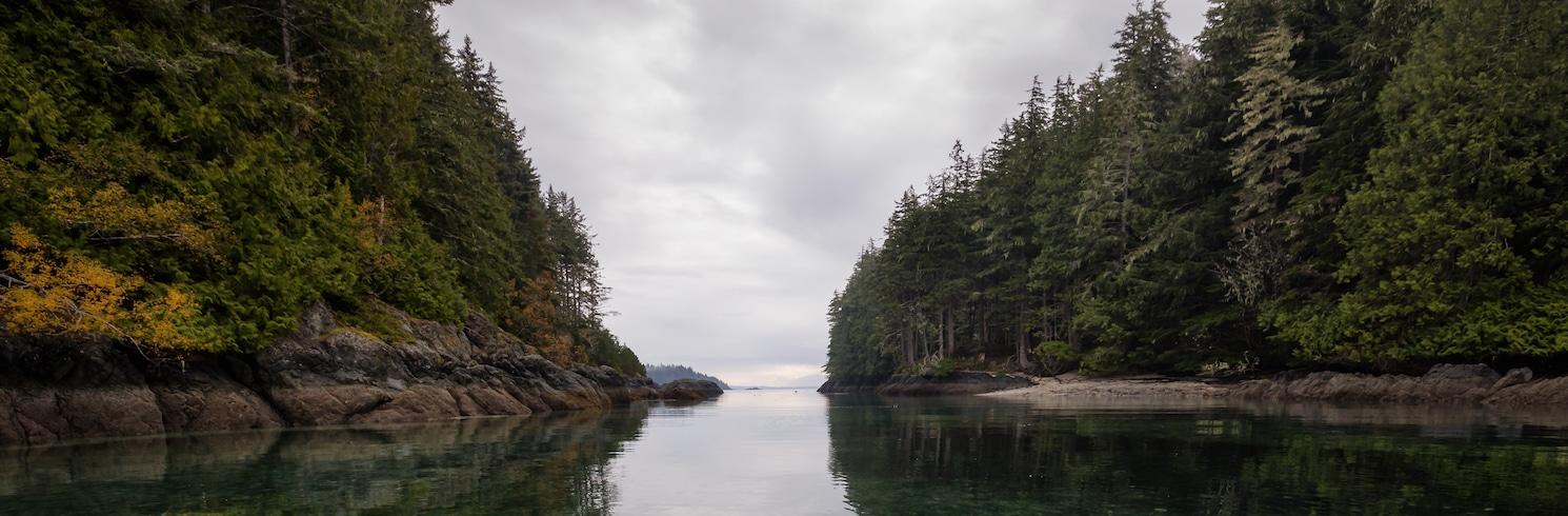 Port Hardy, Britanska Kolumbija, Kanada