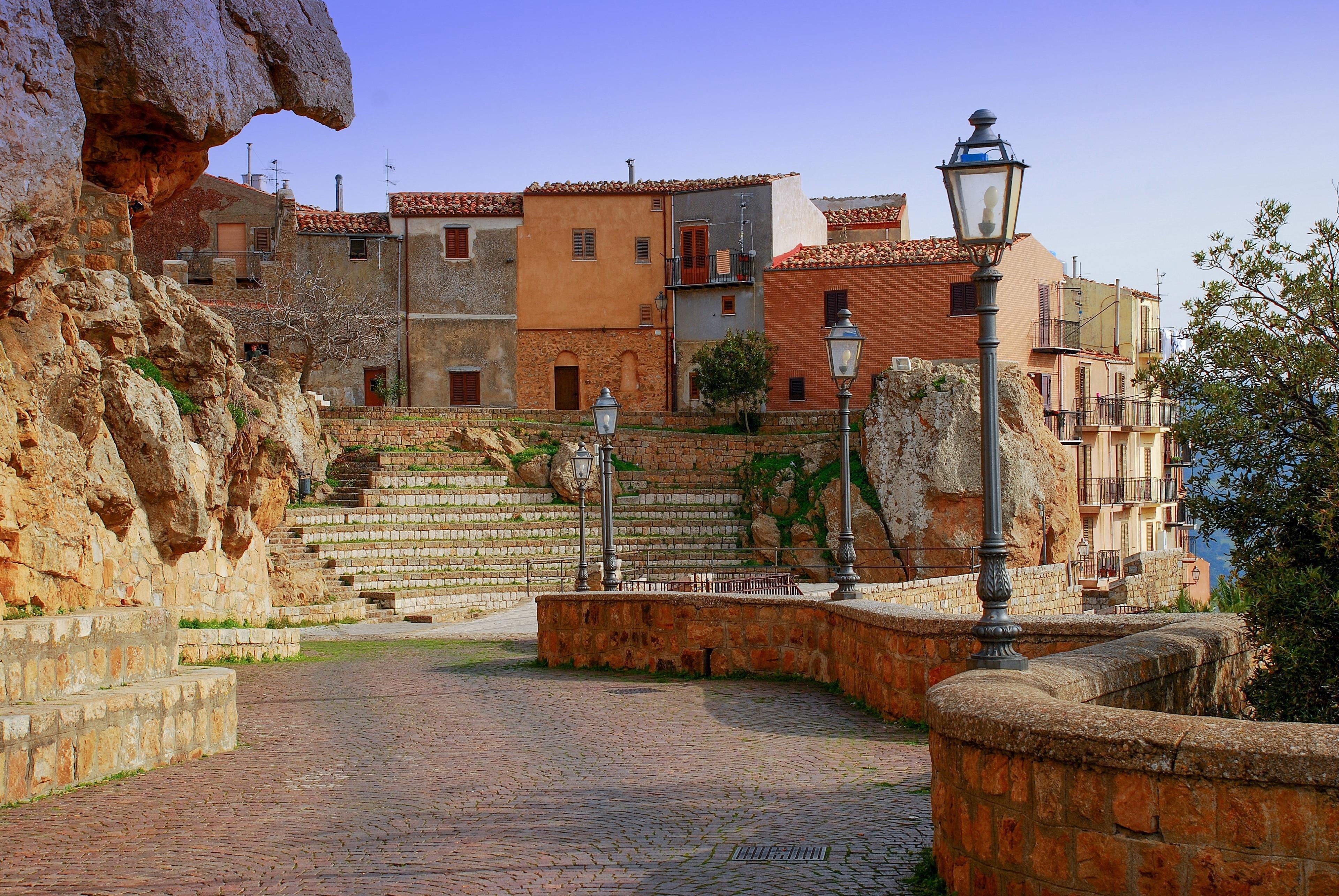 Pollina, Sicily, Italy