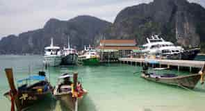 Ao Ton Sai Beach
