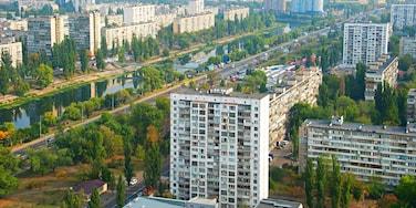 Dniprovs'kyi District, Kyiv, Ukraine