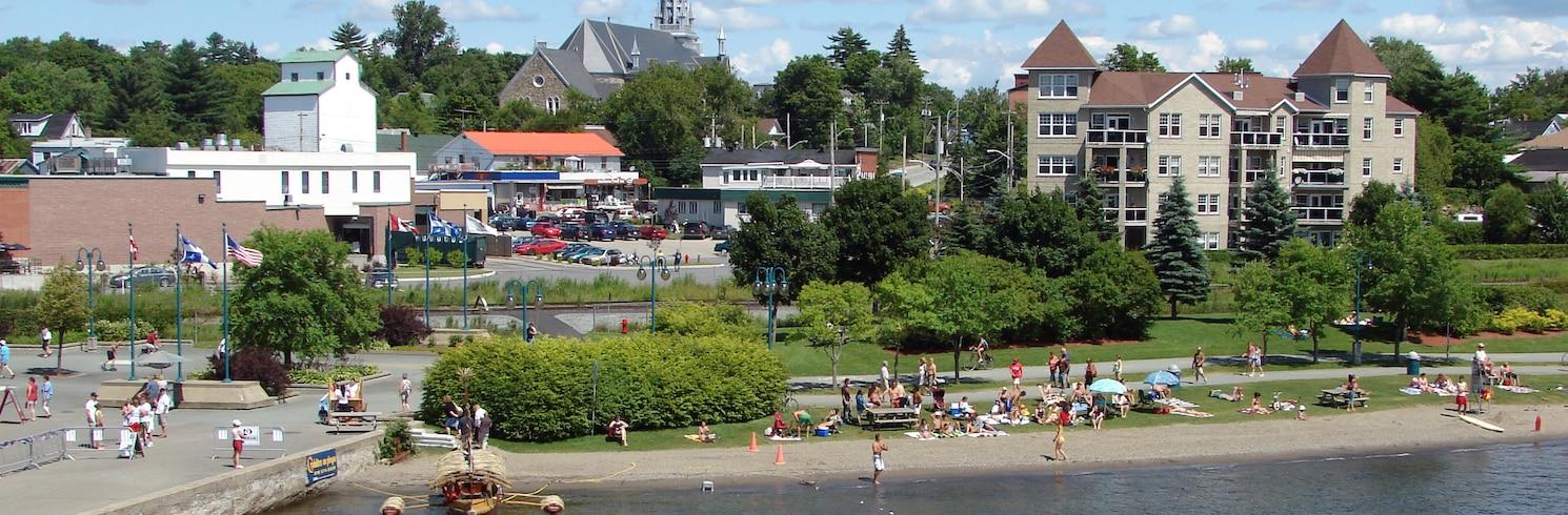 Magog, Quebec, Canadá