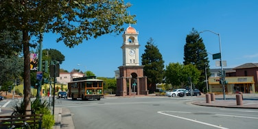 Downtown Santa Cruz, Santa Cruz, California, United States of America