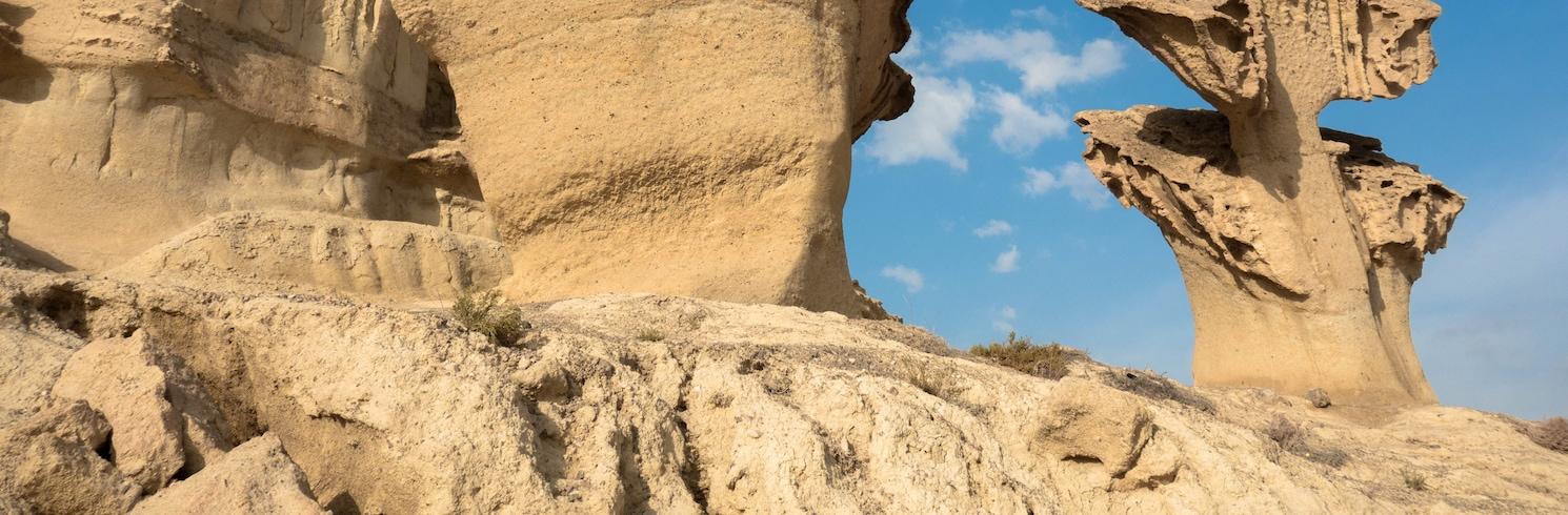 Mazarrón, Spanje