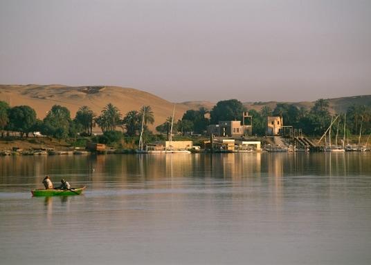 Асуан, Єгипет