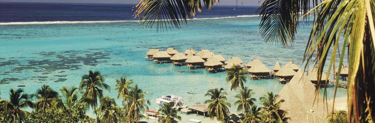Moorea-Maiao, Polynesia Perancis