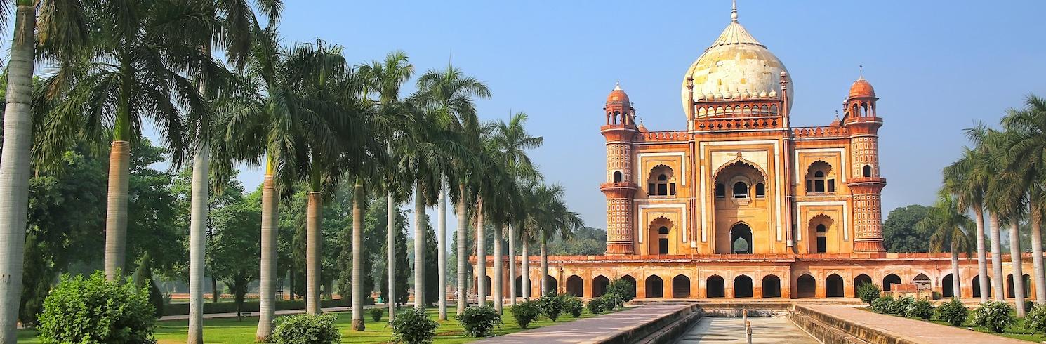 Újdelhi, India