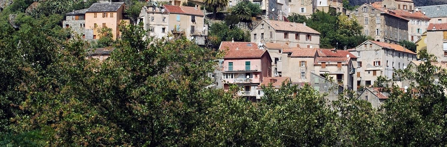 Corte, Frankreich