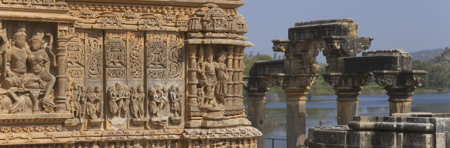 瓜利爾, 印度