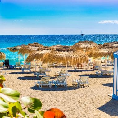 El Duque Beach