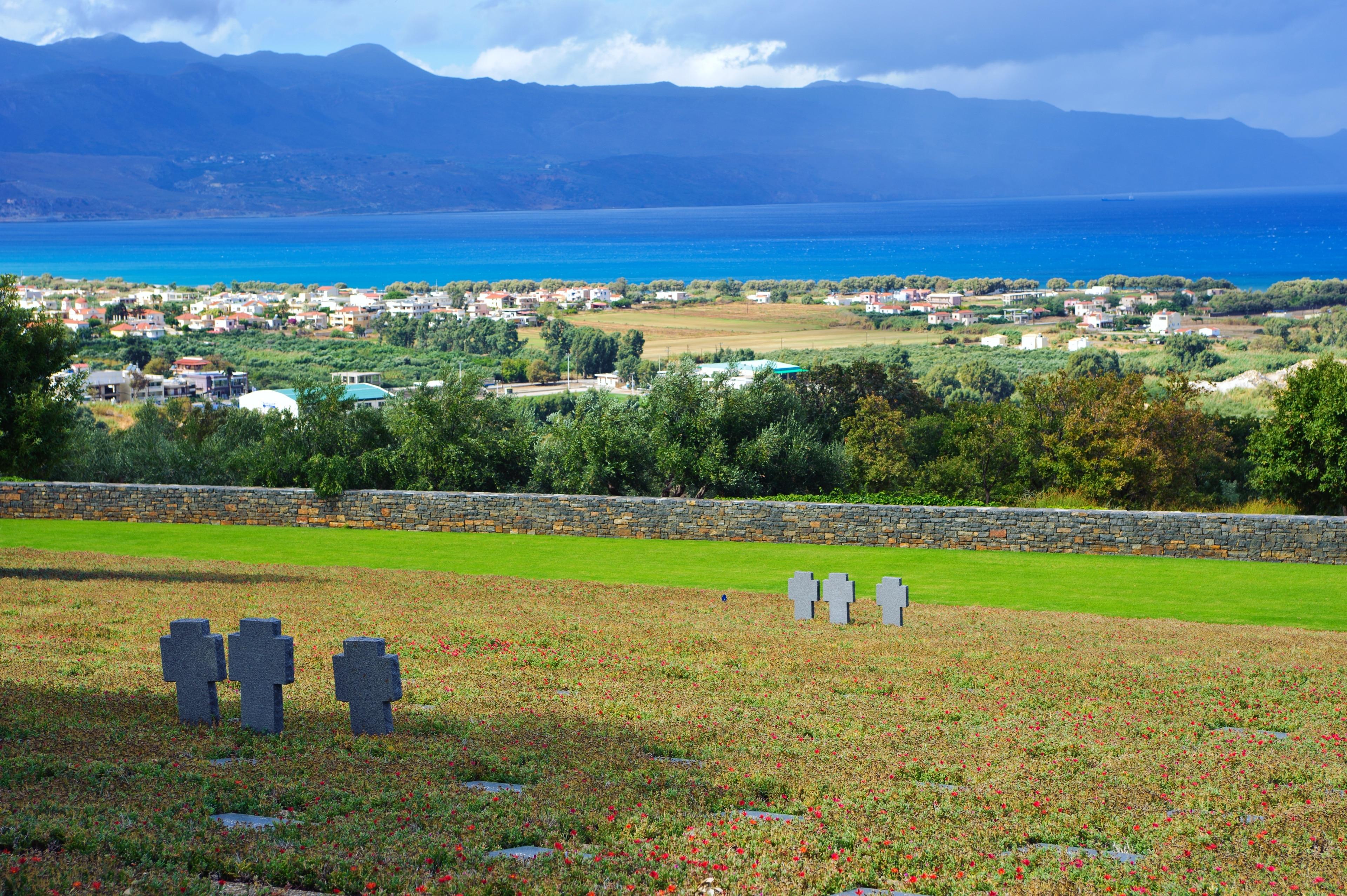 Platanias, Kreta, Griechenland