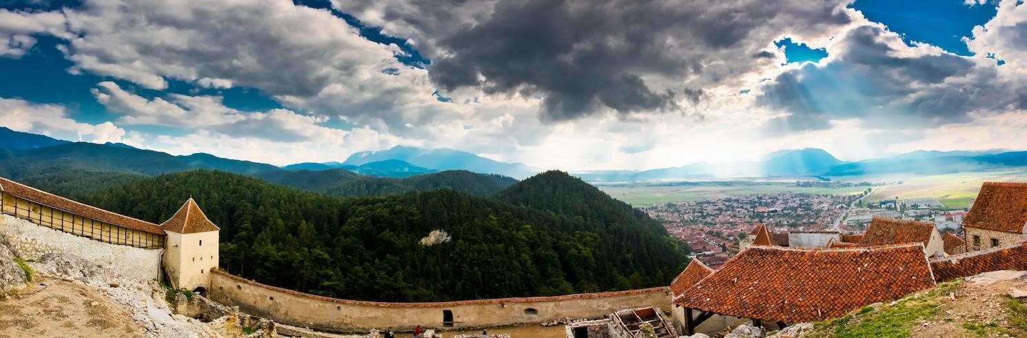 District Brașov, Roemenië