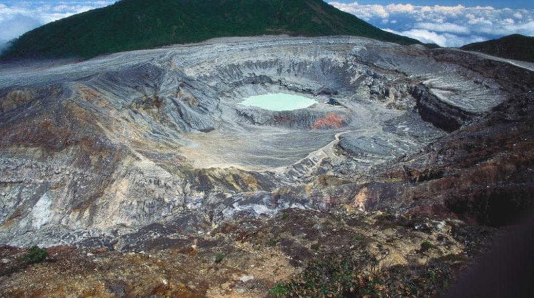 Nationalpark Vulkan Poás