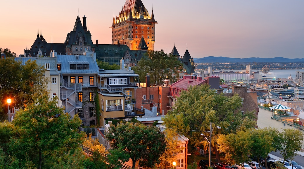 Quebec City Town Hall