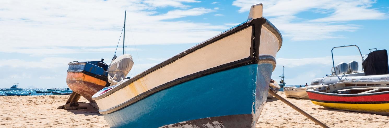 Santa Maria, Cape Verde
