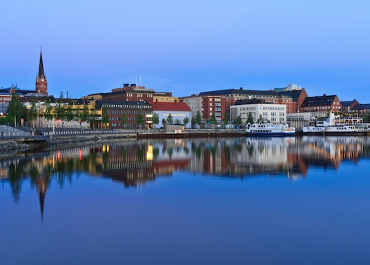 Lulea, Švedska