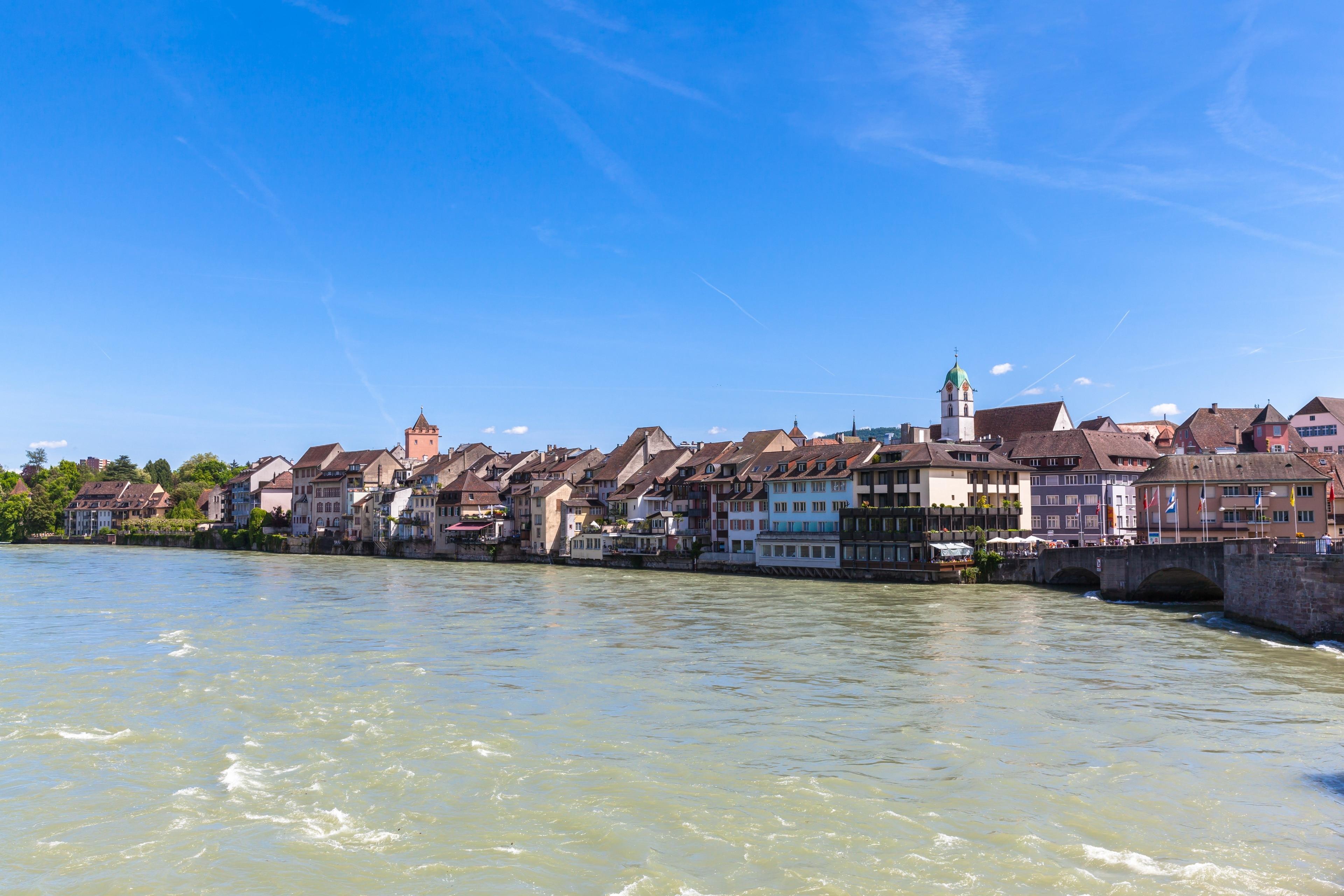 Rheinfelden, Canton of Aargau, Switzerland