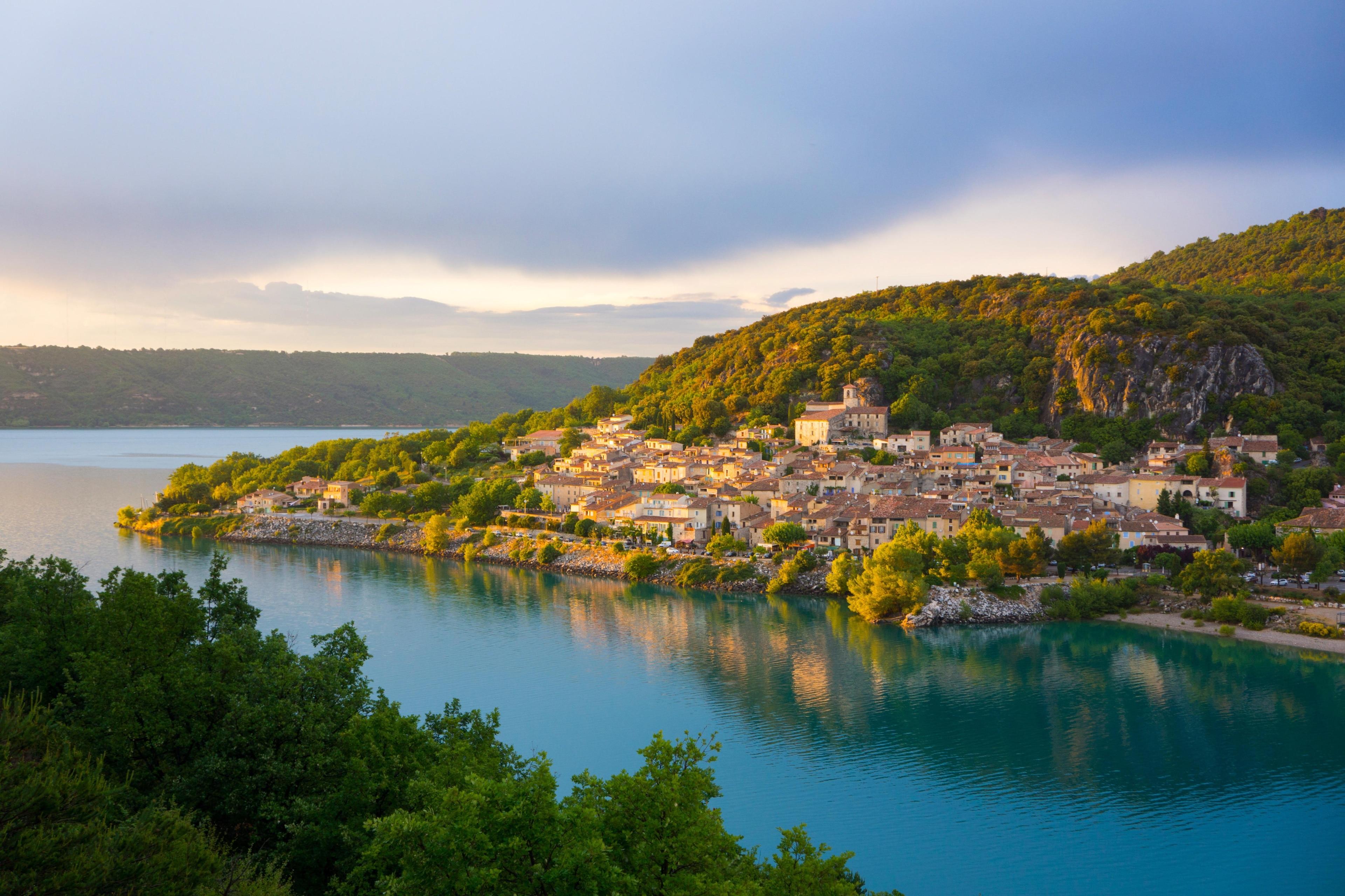Alpes Provence Verdon - Sources de Lumière, Alpes-de-Haute-Provence, France