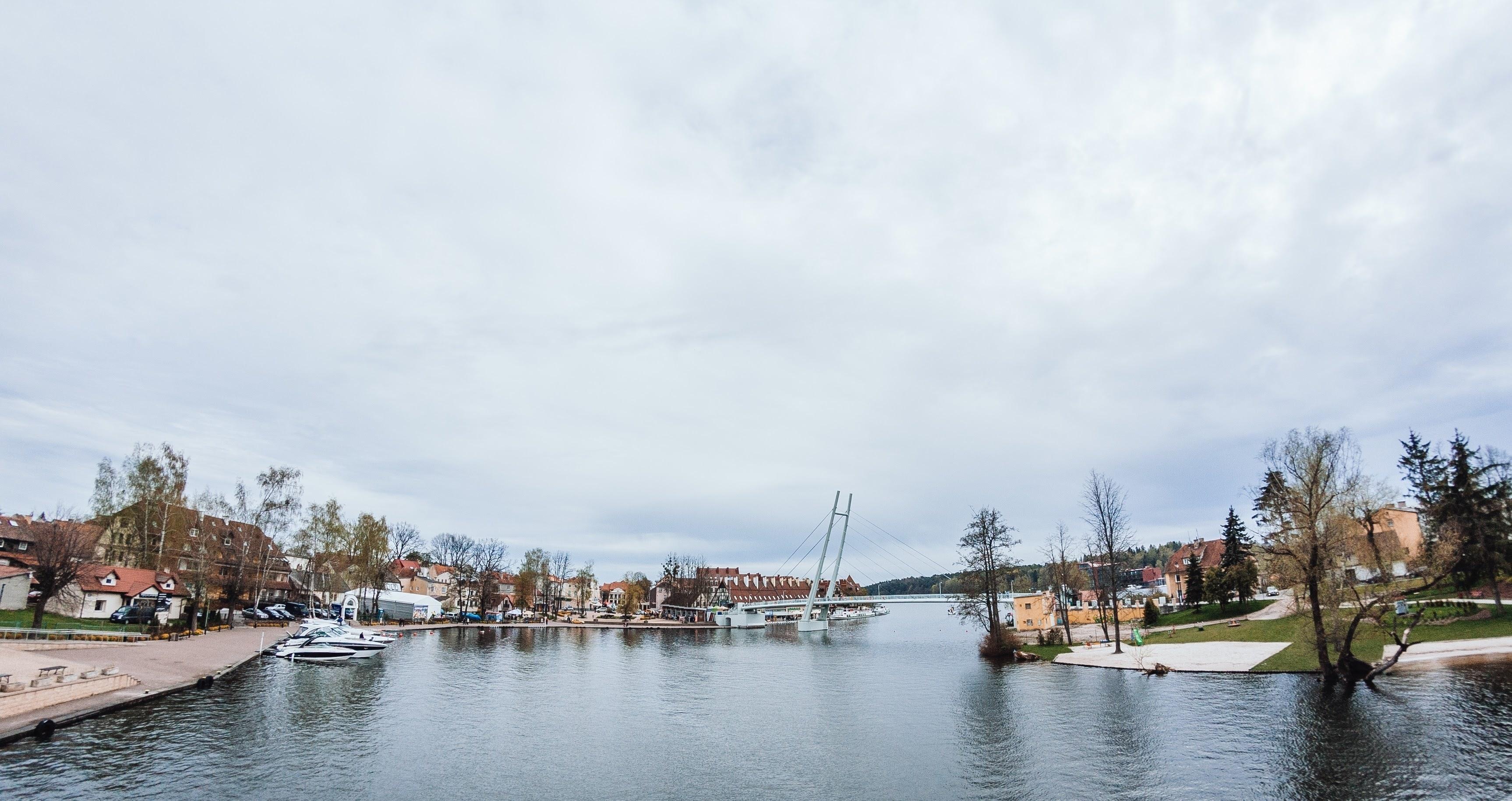 Kuchenka-sjøen, Mikolajki, Ermlandskmasuriske voivodskap, Polen
