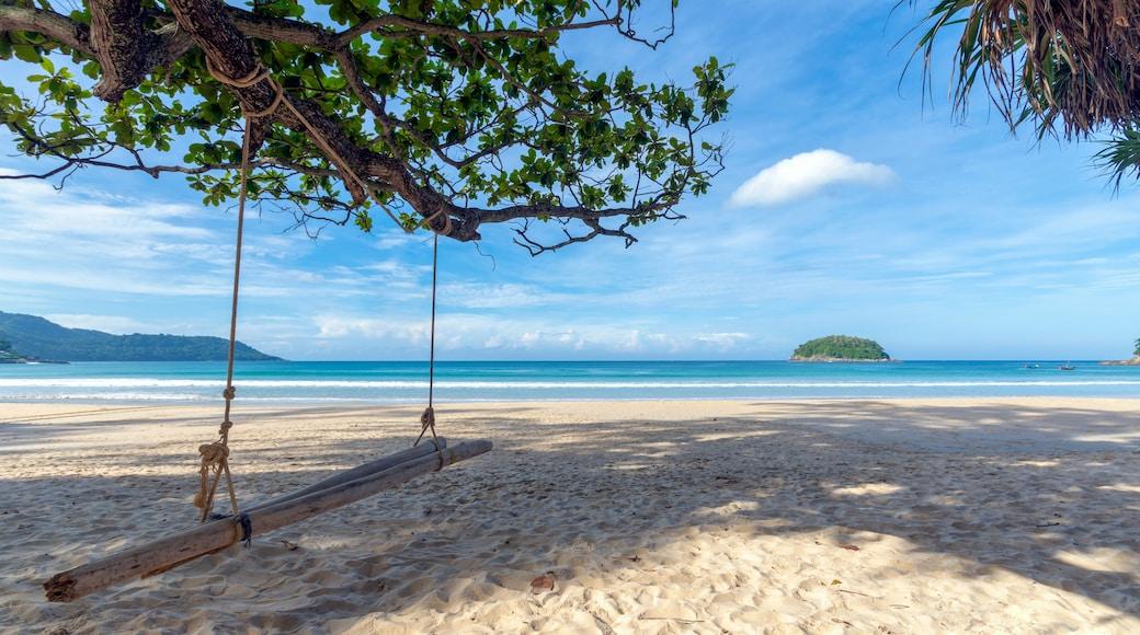 Plage Kata Beach