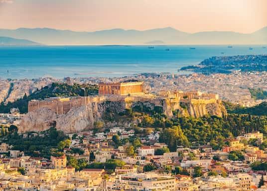 아테네, 그리스