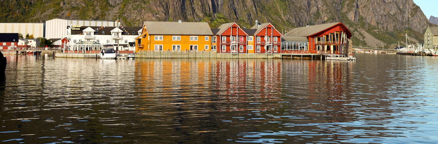 Vestvågøy, Norwegen