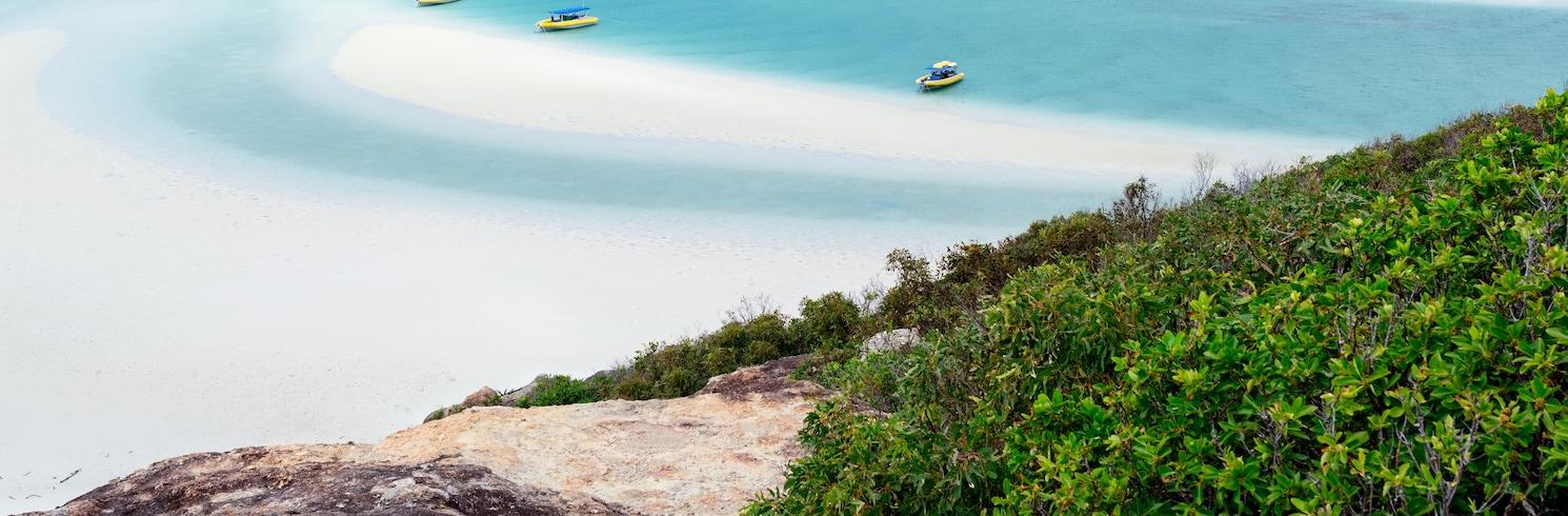 Whitsunday Island, Queensland, Australien