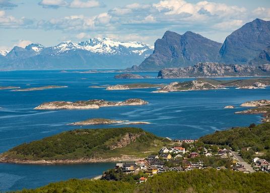 Nordland (county), Norwegia